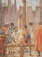 Petrus gründet die Katholische Kirche
