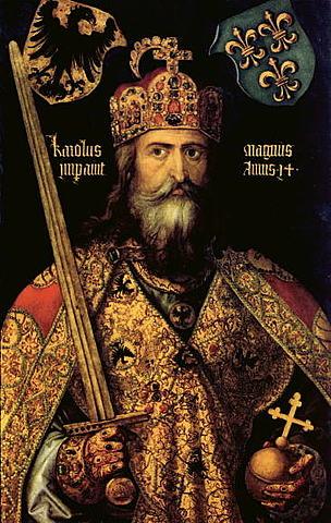 Karls Kaiserkrönung