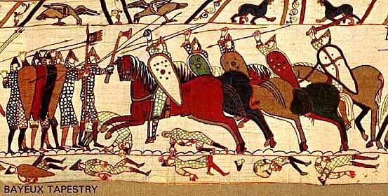 Normannen erobern England