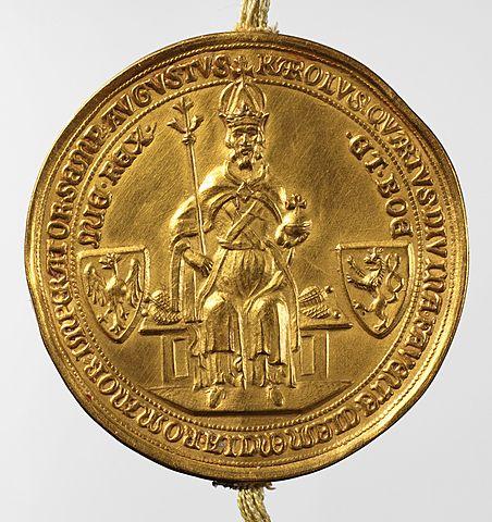 Goldenen Bulle