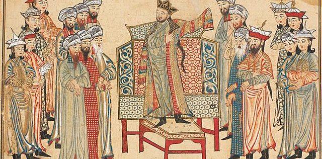 Regnat dels 4 primers Califes