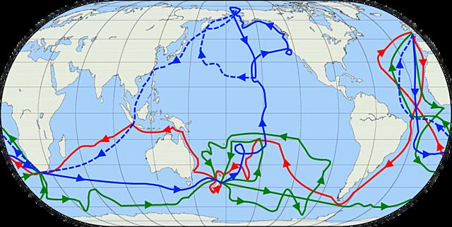 Entdeckung Australiens