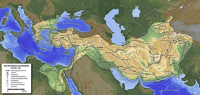 Alexander des Große