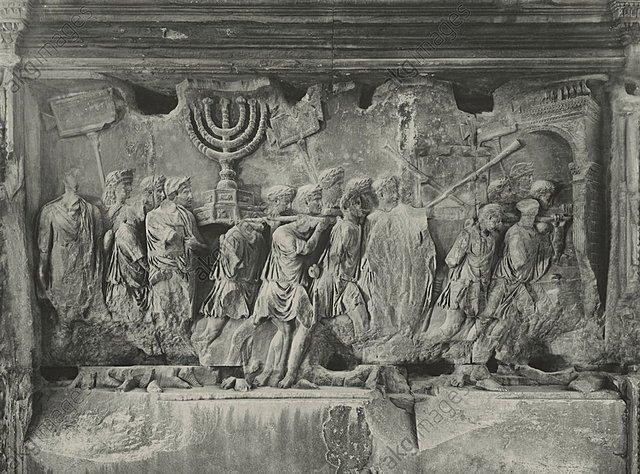 Zerstörung des zweiten Tempels von Jerusalem