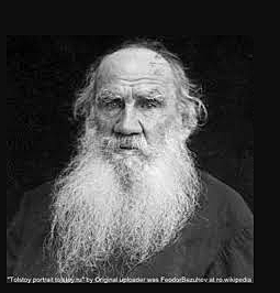 Tolstoy is Born