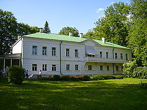 Tolstoy Opens a School