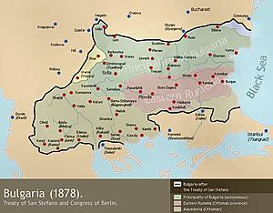 Treaty of San Stefano
