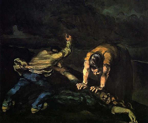 POSTIMPRESIONISMO - CÉZANNE