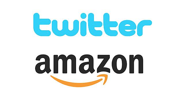 Alianza Amazon y twitter