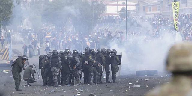 Cinco fallecidos y decenas de heridos producto de enfrentamientos en Sacaba