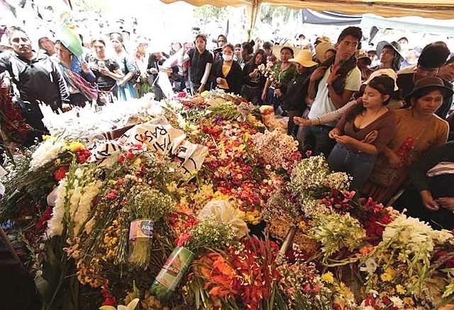 Defensoría del Pueblo eleva a 8 la cifra de fallecidos en Cochabamba