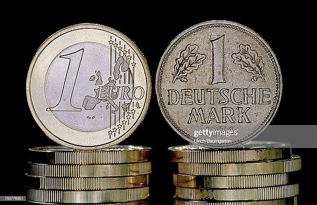 Den Euro
