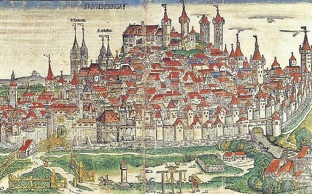 Aufstieg der Städte