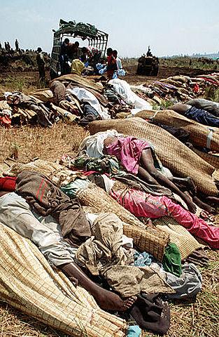 Völkermord Ruanda