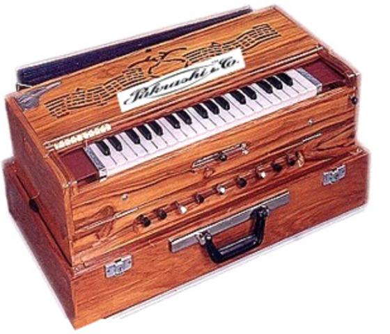 Harmonium was Invented