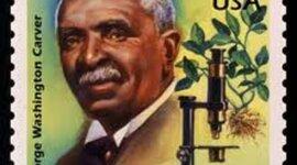 George Washington Carver timeline