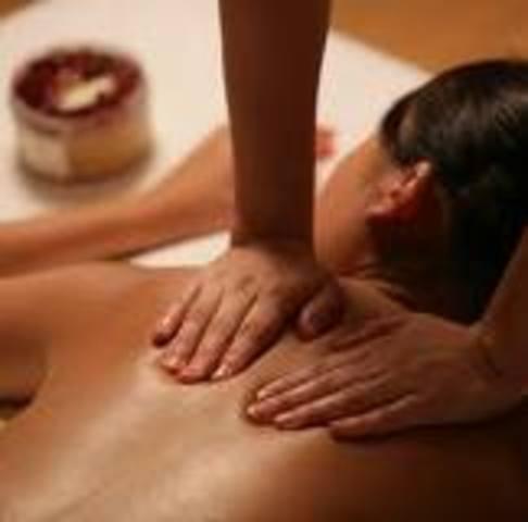 Peanut Oil Massages