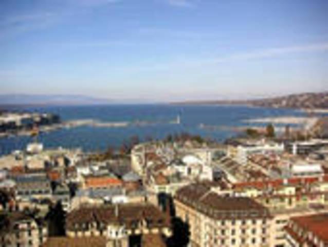 Phase I WSIS Geneva
