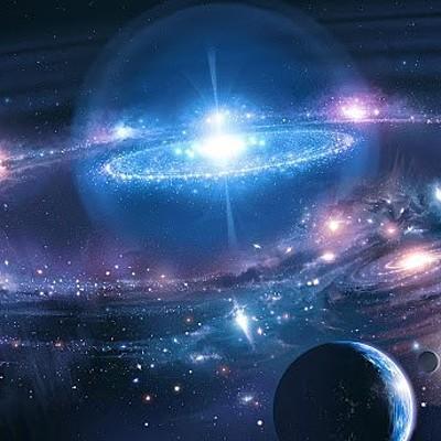 Tidslinje för vårt universum timeline