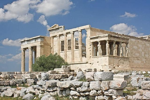 Creación de Atenas