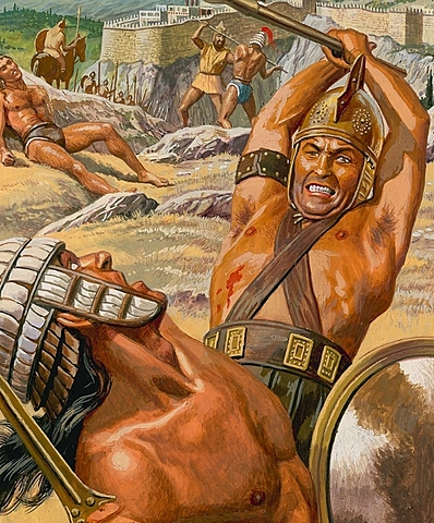 Invasión de los Dorios