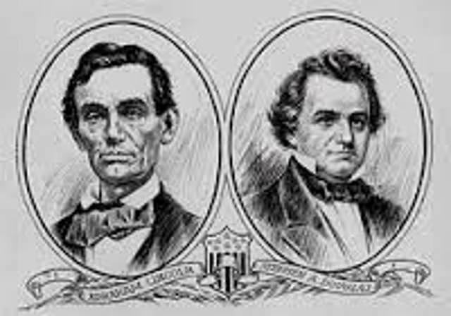 Lincoln - Douglass Debates