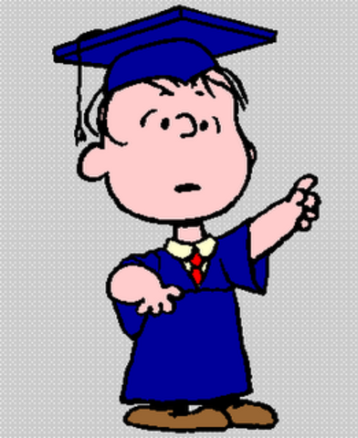 Dick graduates