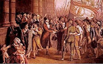 Inicio de la Convención Jacobina