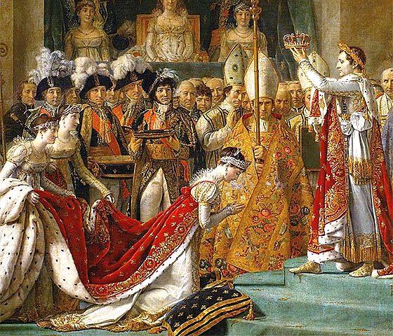 Coronación de Napoleón como Emperador