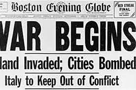 WW1 Begins!