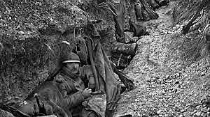 The battle of Verdun has begun between France and Germany.