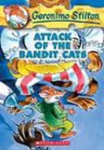Geronimo Stilton Attack of the bandit cats