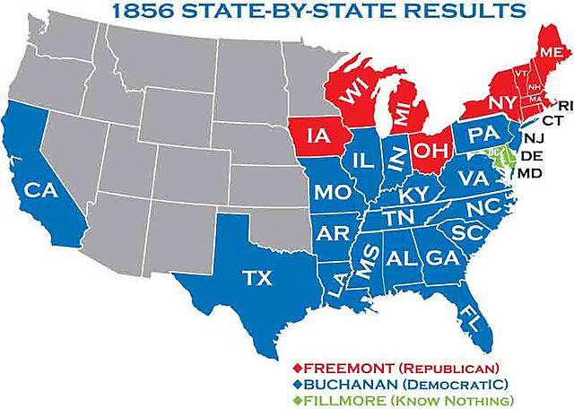Election 1856