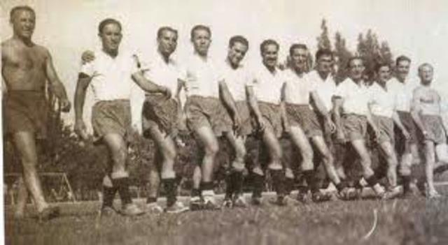 Campeonato Sudamericano de Selecciones 1941, sede: CHI campeón: ARG
