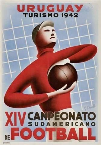 Campeonato Sudamericano de Selecciones 1942, sede: URU campeón: URU
