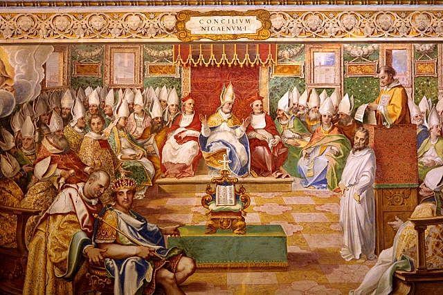 Kirkemøtet i Nikea