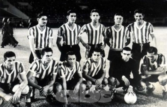 Campeonato Sudamericano de Selecciones 1953, sede: PER campeón: PAR