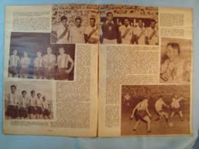 Campeonato Sudamericano de Selecciones 1955, sede: CHI campeón: ARG