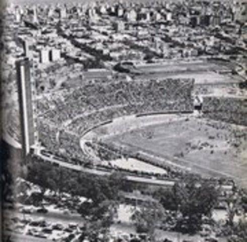 Campeonato Sudamericano de Selecciones 1956, sede: URU campeón: URU