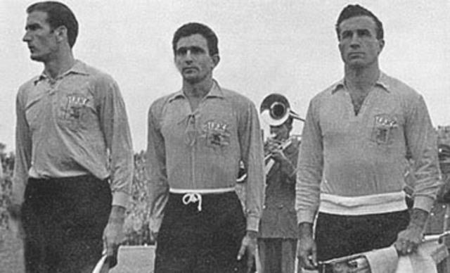 Campeonato Sudamericano de Selecciones 1957, sede: PER campeón: ARG