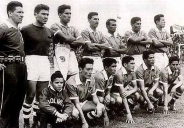 Campeonato Sudamericano de Selecciones 1963, sede: BOL campeón: BOL