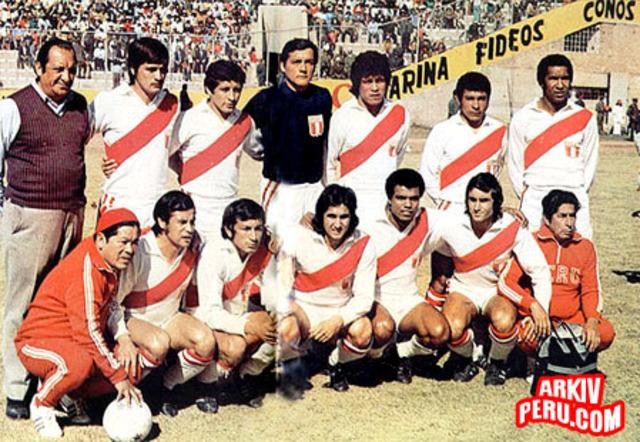 Copa América 1975, sin sede fija, campeón:PER