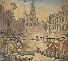 La matanza de Boston