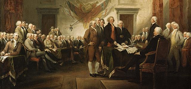 Primera reunión de independencia