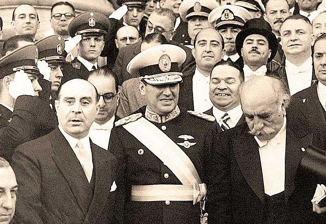 Perón Vicepresidente