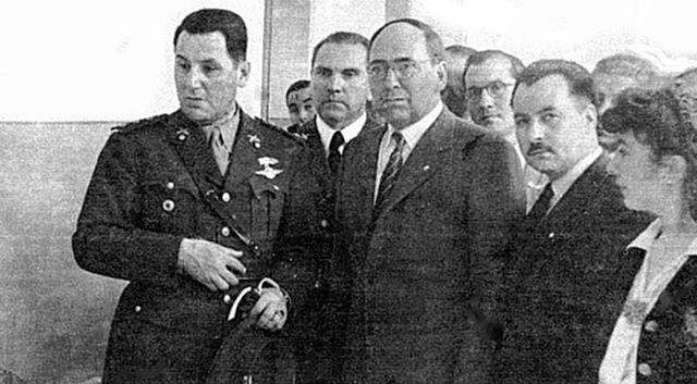 Perón nombrado Ministro de Guerra