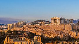 Grecia Antigua Isidro timeline