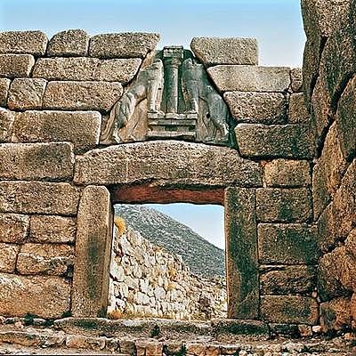 civilizaciones micenicas