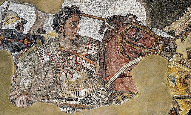 Conquista de Persia por Alejandro Magno
