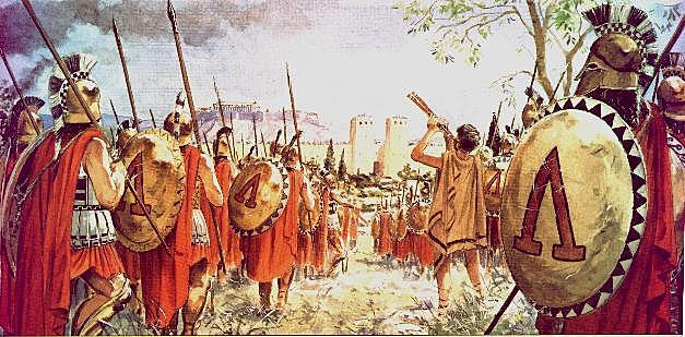 fundacion de esparta
